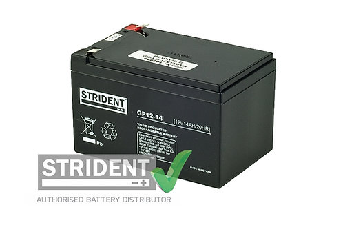 12volt 14ah AGM Mobility Battery