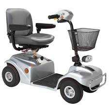 Pre owned Electric Mobility Rascal 388xl mobility scooter