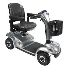 Pre owned Invacare Leo mobility scooter