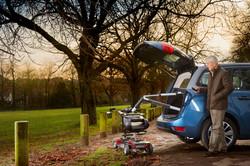 Auto Chair-sheffield mobility-vehicle hoist