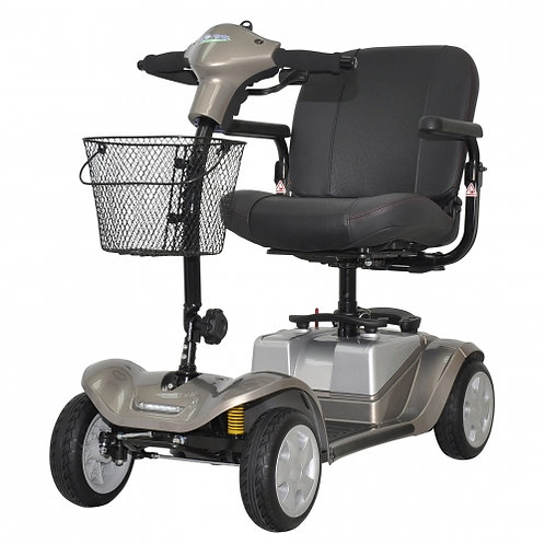 Pre Owned Kymco Mini Comfort Portable Mobility Scooter