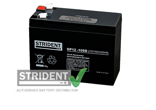 12volt 10ah AGM Mobility Battery