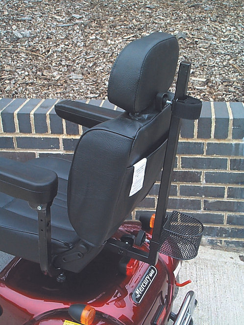 Walking Stick Holder for Mobility Scooter