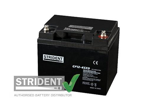 12volt 45ah AGM Mobility Battery