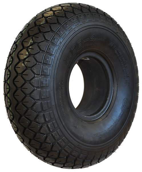400x4 Puncture Proof Mobility Scooter & Powerchair Tyres