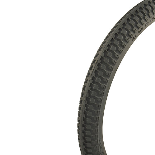 """16""""x1 3/8"""" Puncture Proof Wheelchair Tyre"""