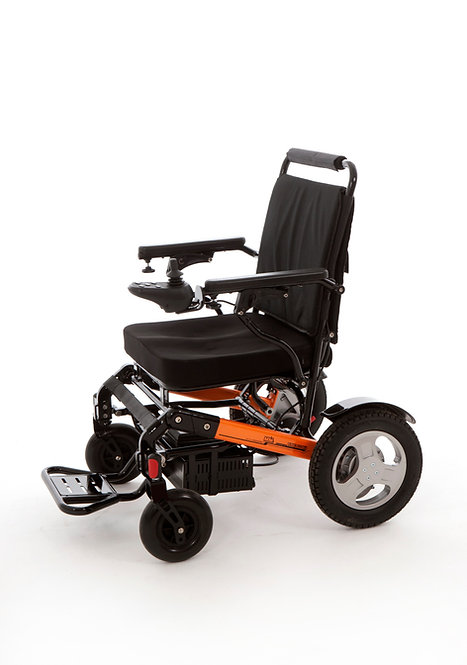 Monarch Ezi-fold Lightweight Powered Wheelchair