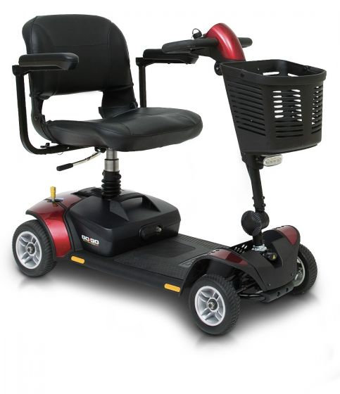 Pre Owned Pride Gogo Elite Traveller LX mobility scooter