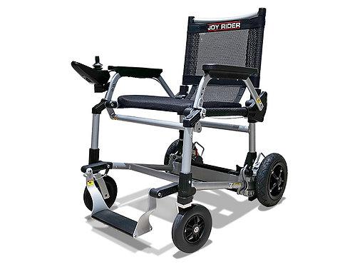 The Joyrider Lightweight Folding Powered Wheelchair