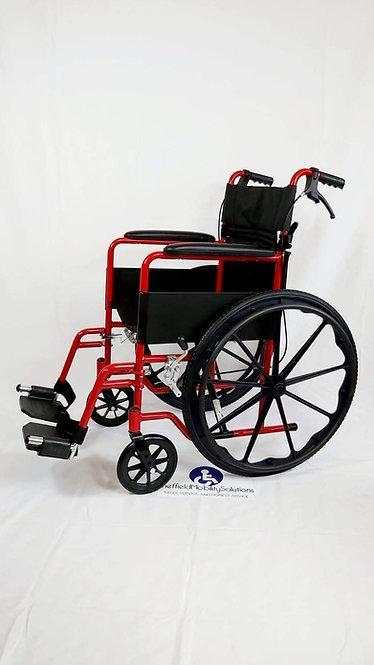 Lightweight Aluminium Self Propelled Wheelchair