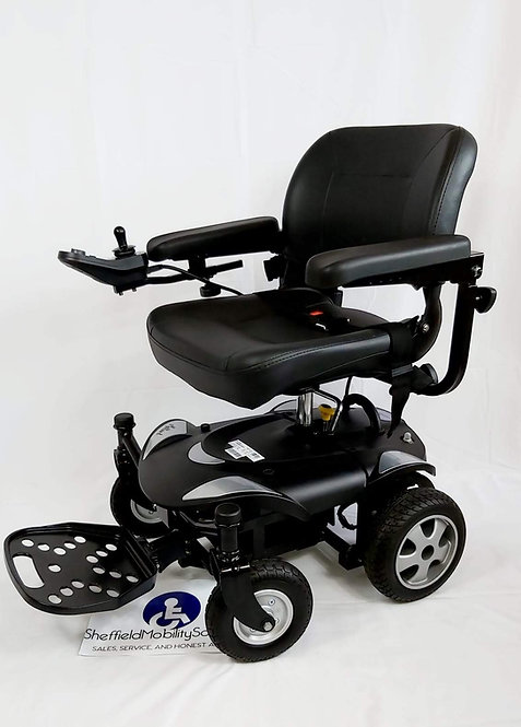 The Mallard Portable Folding Powered Wheelchair