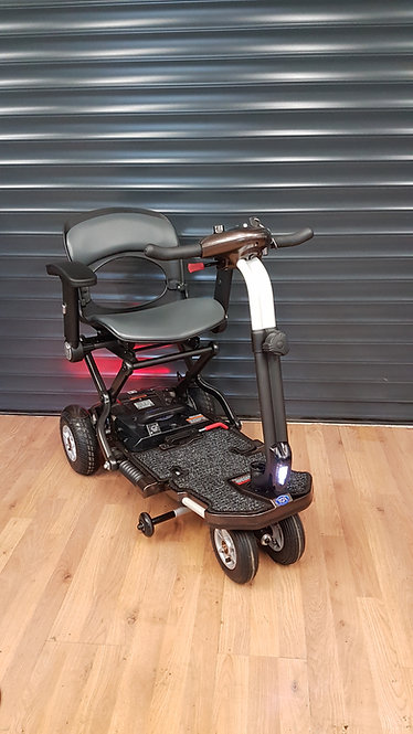 Pre-Owned TGA Minimo Folding Mobility Scooter