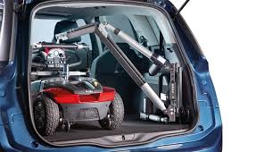 Auto Chair- Wheelchair Hoist-sheffield mobility
