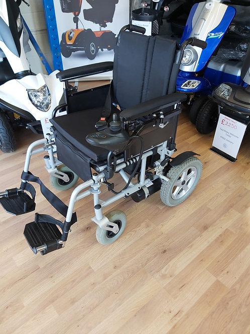 Pre-Owned Folding Drive Powered Wheelchair