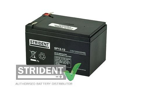 12volt 12ah AGM Mobility Battery