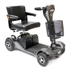 Pre owned Sterling Sapphire 2 Portable mobility scooter
