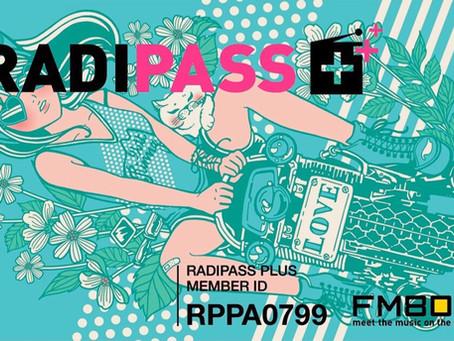 Radipass+ Member Card
