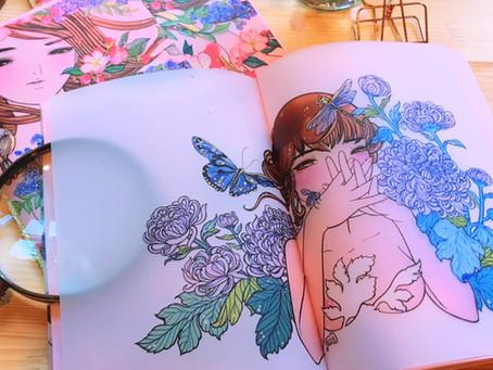 In Bloom : ZINE