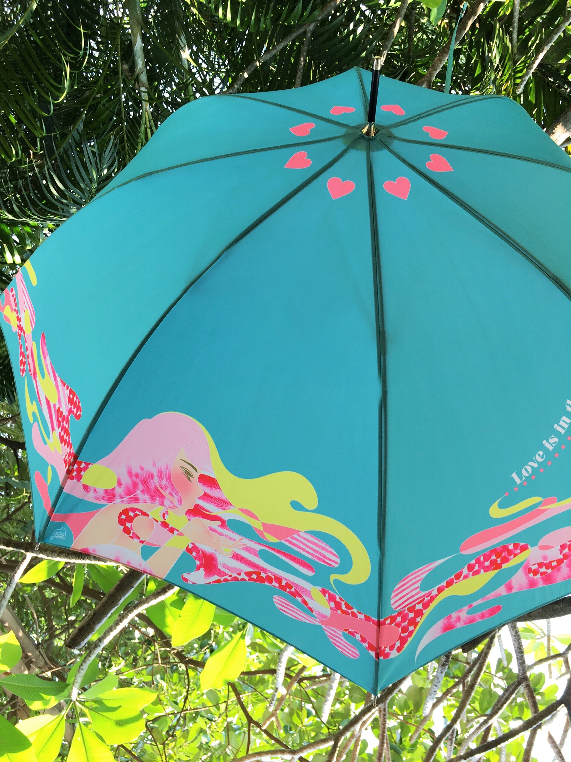 ColourfulWind Umbrella