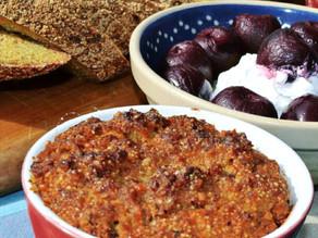 Rübli-Muffins aus Hirse
