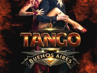 Розыгрыш пары билетов на танго-шоу в нашей группе вконтакте