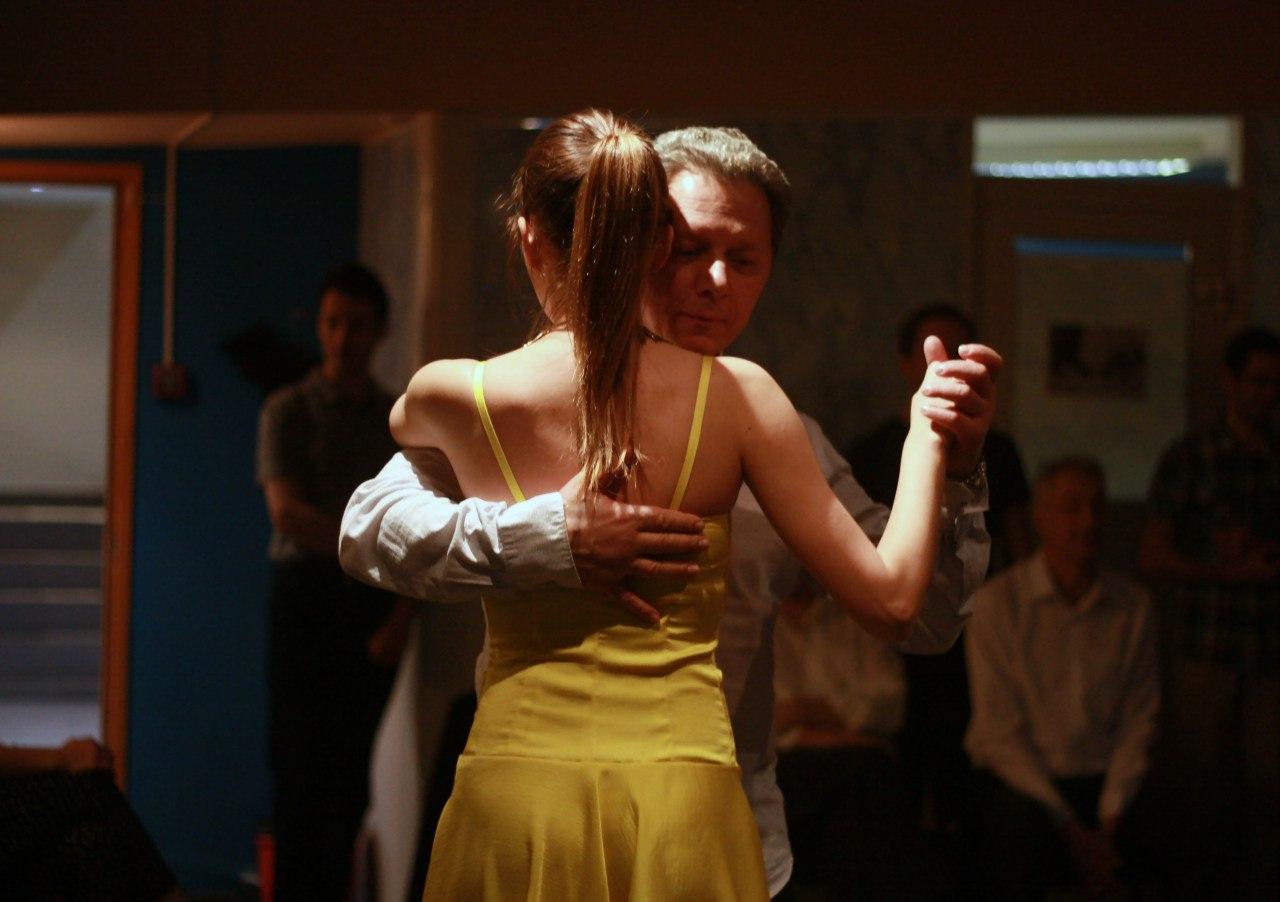 танго в Екатеринбурге