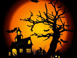 Halloween к нам приходит!