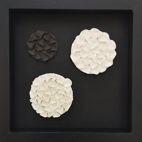 Vulcan Black/Brown Stoneware and Porcelain.