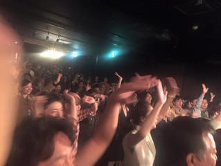 ありがとう!Fukuokaのラテンラバーズへ !!