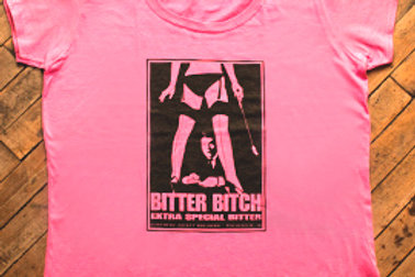 Womans Bitter Bitch  T-shirt