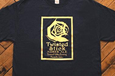 Twisted Stick  T-shirt
