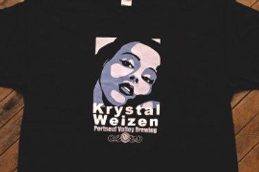 Krystal Weizen T-shirt