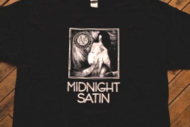Midnight Satin T-shirt