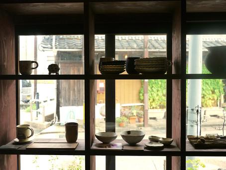 信楽 (Shigaraki) part.1