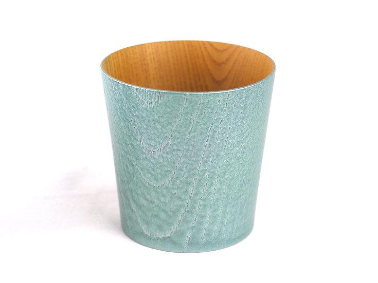 うつろいカップ  グリーンパール (夏) S
