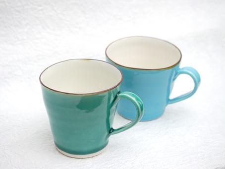 寒い時のカップ