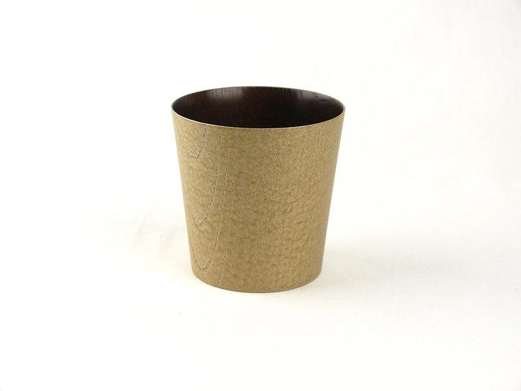 うつろいカップ  シャンパンゴールド (秋) L