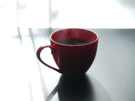 お気に入りのカップで