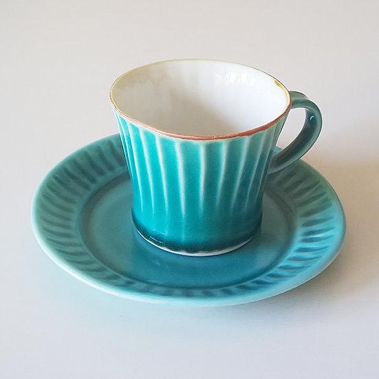 02 鎬コーヒーC/S グリーン