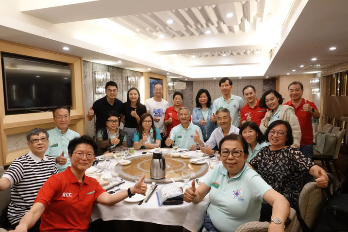 27.Jul.2019 Fellowship Dinner