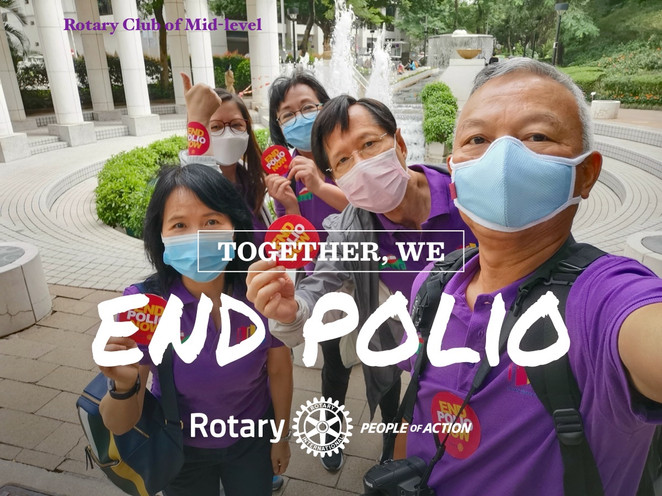 24.Oct.2020 End Polio Walk