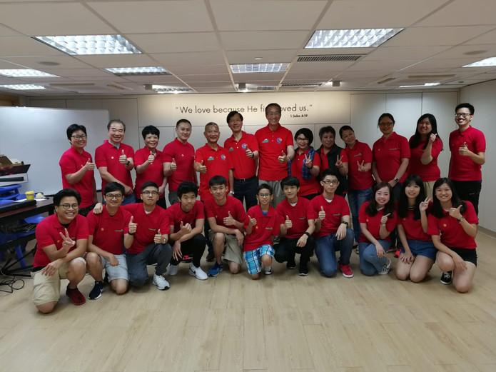 6.Jul.2019 YMCA展才創富分享會