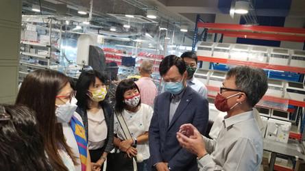 7.May.2021 Sanwa Technologies Vocational Visit