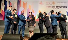12.Jul.2020 District Installation