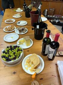 17.Sep.2021 Wine & Cheese Night