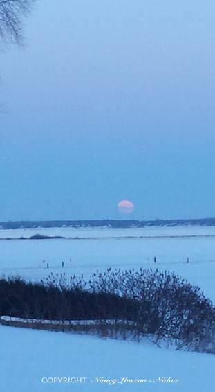 Levé du Lune