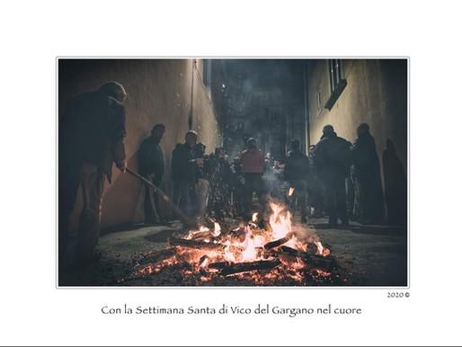 Con la Settimana Santa di Vico del Gargano nel ❤️