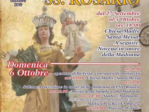Peschici in Festa con la Madonna del SS. Rosario