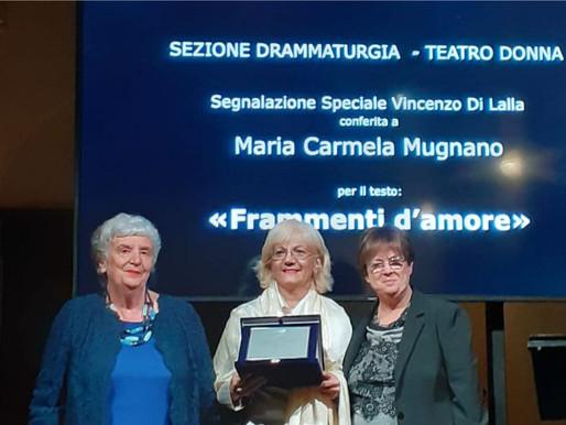 Premio Tragos 2019 al Piccolo Teatro di Milano