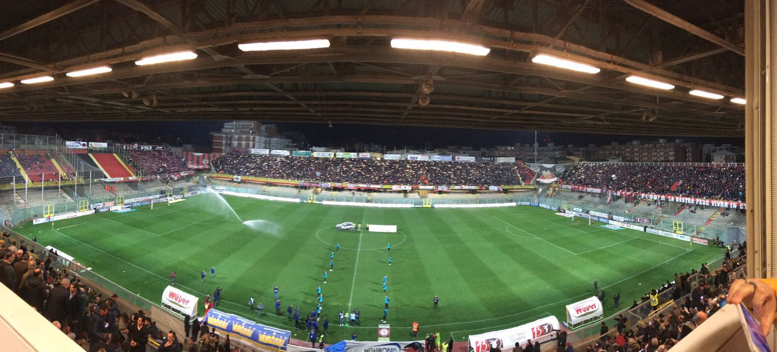 Zaccaria Stadio Foggia
